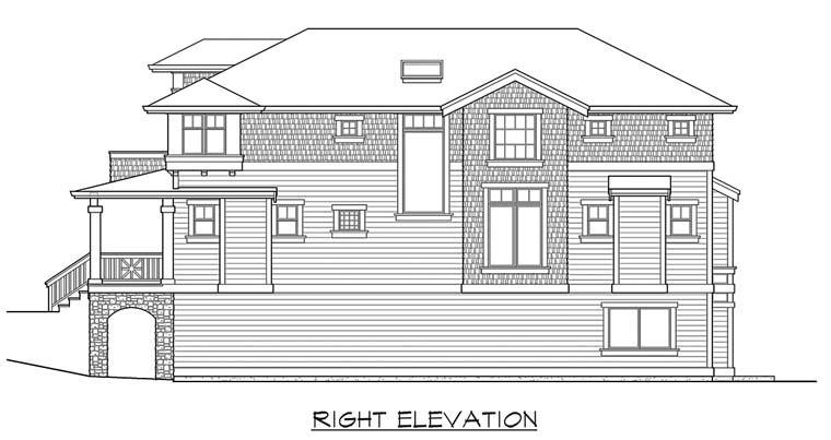 House Plan 87514