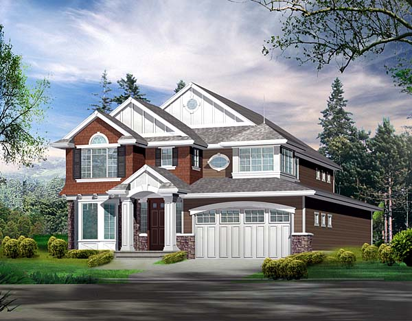 House Plan 87516
