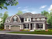 Plan Number 87521 - 2560 Square Feet