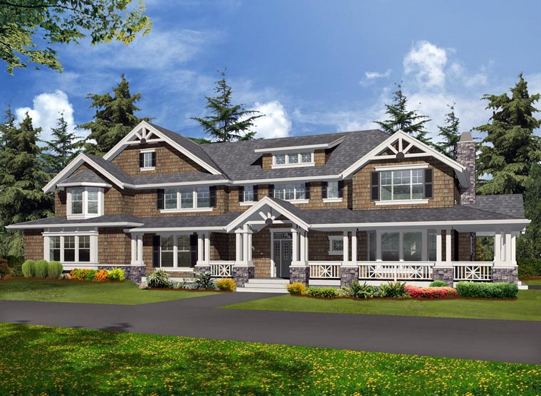 House Plan 87525