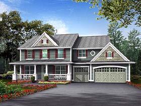 House Plan 87528