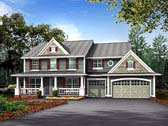 Plan Number 87528 - 3440 Square Feet