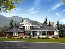 Craftsman House Plan 87530 Elevation