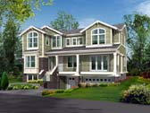 Plan Number 87548 - 3026 Square Feet