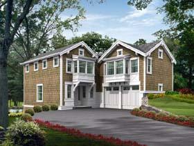 Craftsman House Plan 87560 Elevation