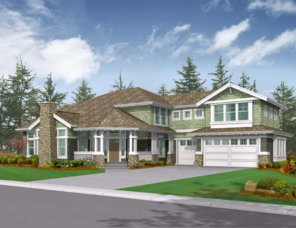 House Plan 87561
