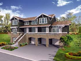 Craftsman House Plan 87567 Elevation