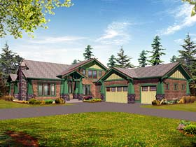 House Plan 87570