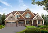 Plan Number 87594 - 4890 Square Feet