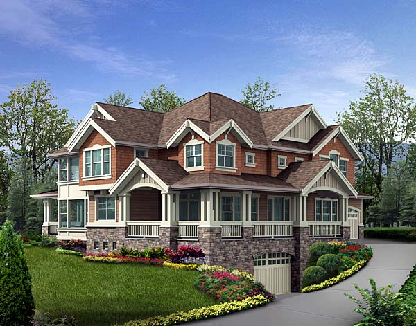 House Plan 87599