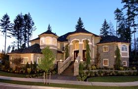 Victorian House Plan 87604 Elevation