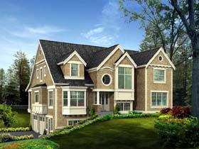 House Plan 87605