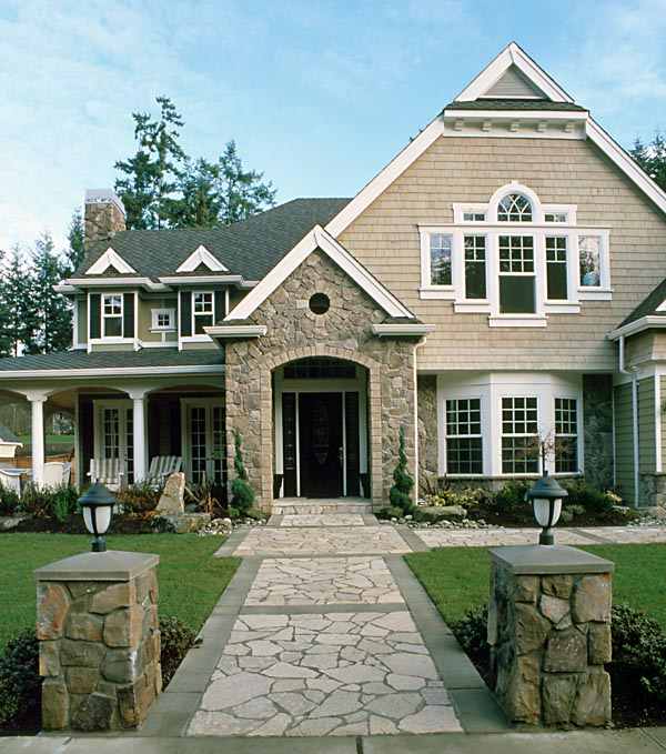 Craftsman House Plan 87606