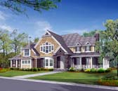 Plan Number 87607 - 5045 Square Feet