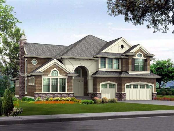 House Plan 87610