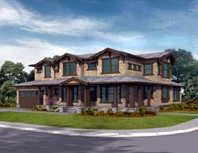 Craftsman House Plan 87633 Elevation