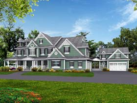 House Plan 87638