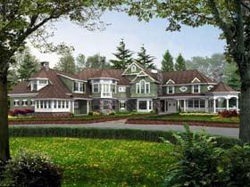 Victorian House Plan 87641 Elevation