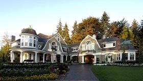 Farmhouse , Coastal House Plan 87642 with 4 Beds, 6 Baths, 3 Car Garage Elevation
