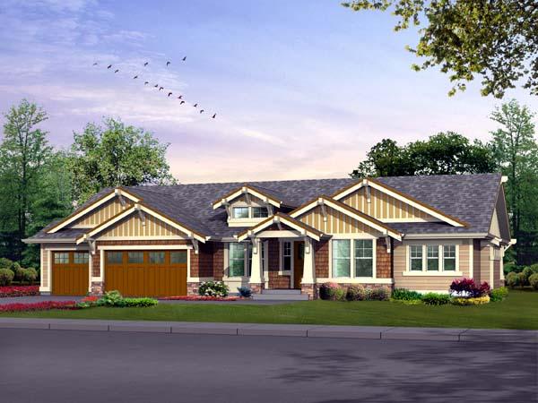 House Plan 87645