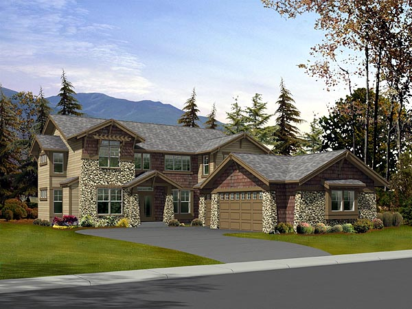 House Plan 87656