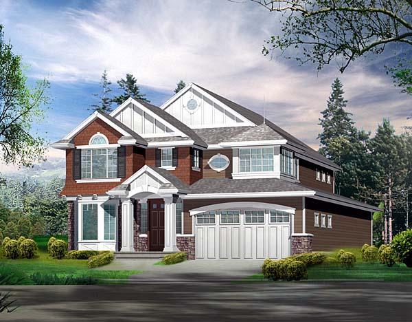 House Plan 87659