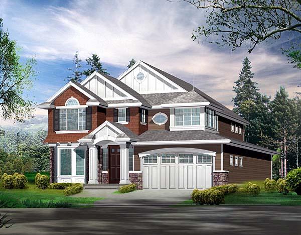 House Plan 87660