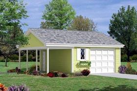 Garage Plan 87832