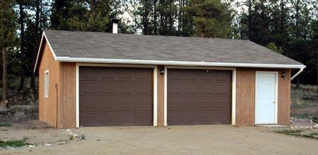 Garage Plan 87846
