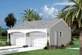 Garage Plan 87858