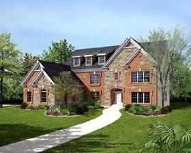House Plan 87890