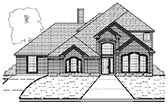 Plan Number 87900 - 2964 Square Feet