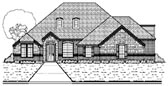 Plan Number 87902 - 2980 Square Feet