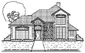 Plan Number 87905 - 3064 Square Feet