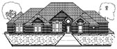 Plan Number 87906 - 3082 Square Feet