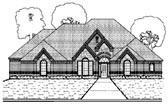 Plan Number 87908 - 3155 Square Feet