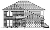 Plan Number 87909 - 3156 Square Feet