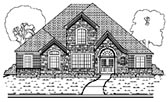Plan Number 87911 - 3190 Square Feet