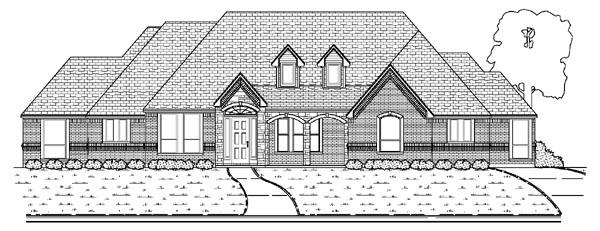 House Plan 87913
