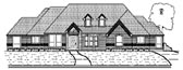 Plan Number 87913 - 3204 Square Feet