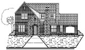 Plan Number 87915 - 3221 Square Feet