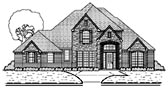 Plan Number 87917 - 3371 Square Feet