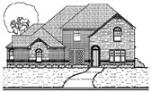 Plan Number 87919 - 3543 Square Feet