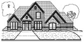 Plan Number 87921 - 3591 Square Feet