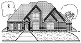 Plan Number 87922 - 3611 Square Feet