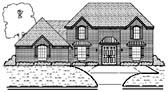 Plan Number 87923 - 3623 Square Feet
