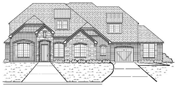 House Plan 87926