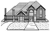 Plan Number 87928 - 3748 Square Feet