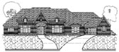 Plan Number 87935 - 4046 Square Feet