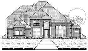 House Plan 87937